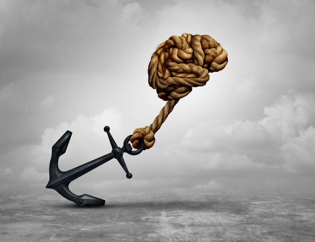Ankereffekt – Warum uns willkürliche Informationen beeinflussen können